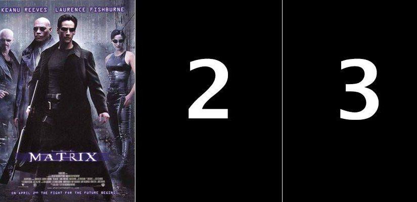 A Matrix Trilogy